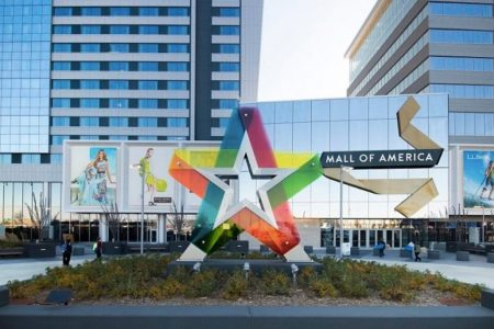 Minneapolis field visit: Mall of America